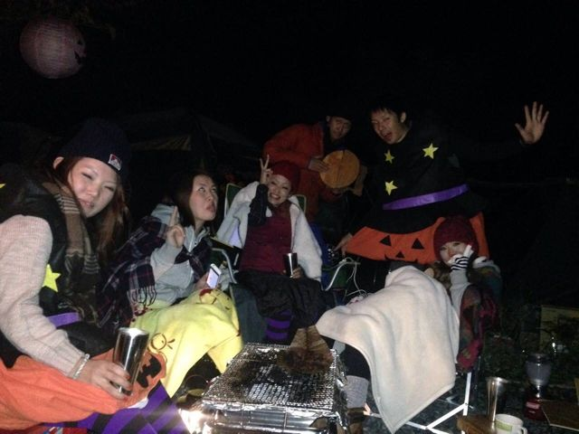 楽しかった10月キャンプ♡ Vol.3_a0239065_1822789.jpg