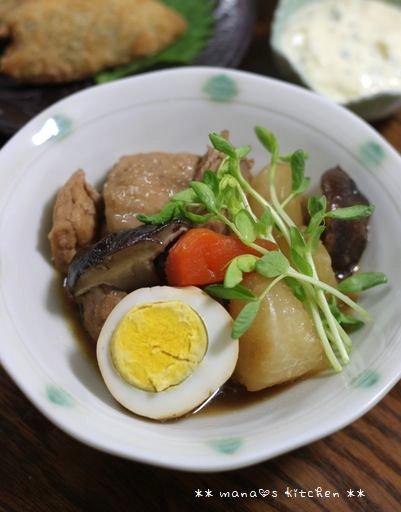 リメイク肉じゃが弁当 ☆ 日本最大のどんぐり♪_c0139375_12393774.jpg