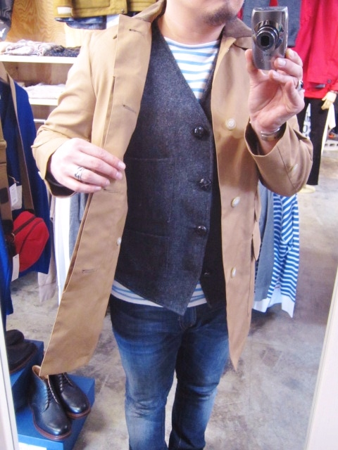 Traditional Weather Wear etc.. ちょっと小休止的に・・・お買い得品!の御紹介♪ THE SALE 12!★!_d0152280_17405537.jpg