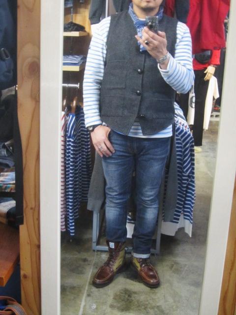 Traditional Weather Wear etc.. ちょっと小休止的に・・・お買い得品!の御紹介♪ THE SALE 12!★!_d0152280_17461953.jpg