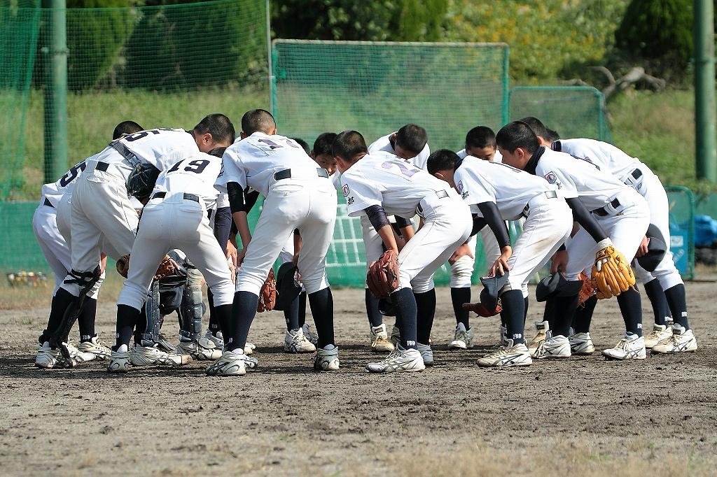 練習試合 vs京都洛中ボーイズ2_a0170082_21293967.jpg