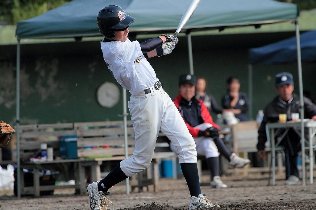 練習試合 vs京都洛中ボーイズ2_a0170082_21304040.jpg