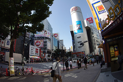 10月30日(水)の渋谷109前交差点_b0056983_10453883.jpg