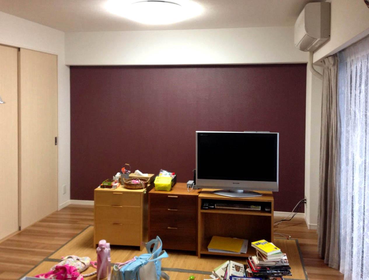 マンション 壁色など_f0171785_1624493.jpg