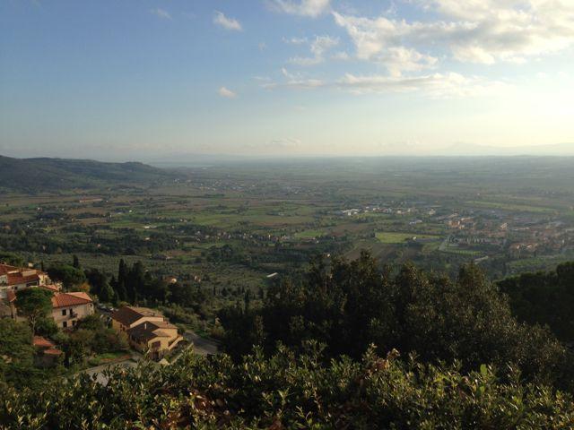 フィレンツェから日帰りで行く街〜ピエンツァ、コルトーナ_f0106597_2115553.jpg