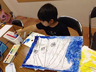 かぼちゃを描こう〜城陽教室〜_f0215199_1201459.jpg