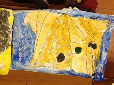 かぼちゃを描こう〜城陽教室〜_f0215199_1201542.jpg