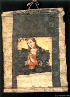 雪の聖母  *・゜゚・* 雪のサンタマリア_c0203401_15346100.jpg
