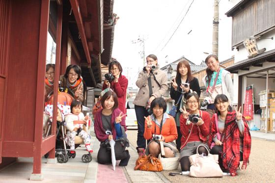 カメラ女子会 vol.24 〜三国でカメラ散歩♪〜_a0189805_232234.jpg