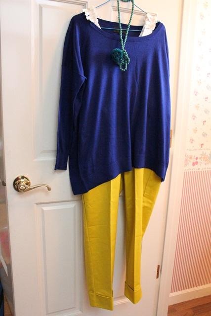 この秋にゲットした洋服(^^)_a0213806_1734990.jpg