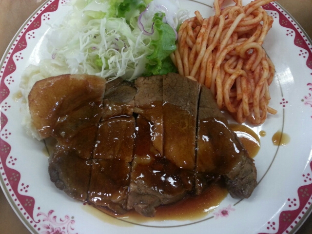 今日の昼食@会社Vol.415_b0042308_12395131.jpg