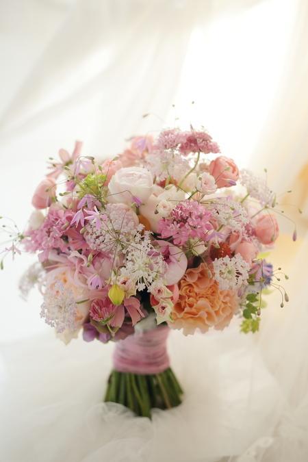 3シェアブーケ 秋と桜と涙 エメヴィベール様へ_a0042928_954527.jpg