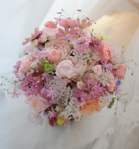 3シェアブーケ 秋と桜と涙 エメヴィベール様へ_a0042928_955172.jpg