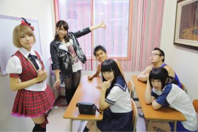 アイドルのグッズを常時委託販売する物販スペース「物販学園」が開校_e0025035_16211136.jpg