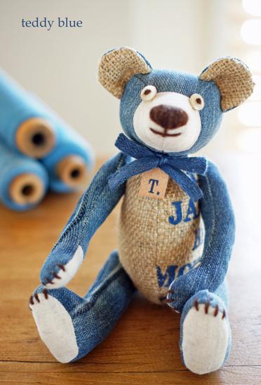 teddy baby Tom  テディ ベイビー トム_e0253364_22514045.jpg