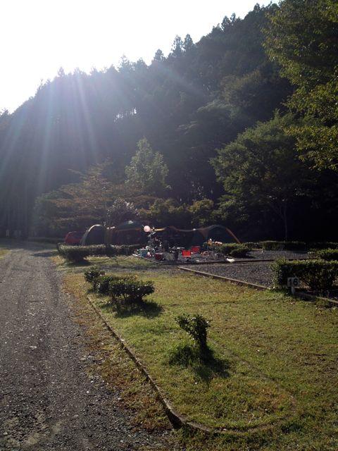 楽しかった10月キャンプ♡ Vol.4_a0239065_1428655.jpg
