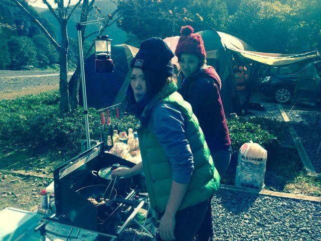 楽しかった10月キャンプ♡ Vol.4_a0239065_14313780.jpg