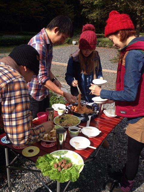 楽しかった10月キャンプ♡ Vol.4_a0239065_1431385.jpg