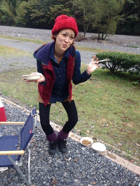 楽しかった10月キャンプ♡ Vol.4_a0239065_14314070.jpg