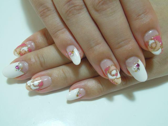 Rose Nail_a0239065_1514370.jpg