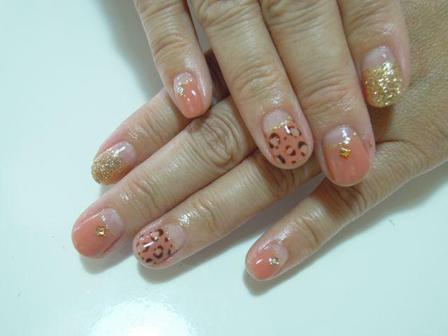 Leopard Nail_a0239065_15472852.jpg