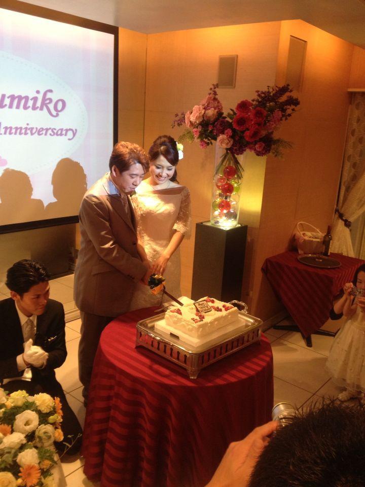 結婚式♩_c0151965_14285249.jpg