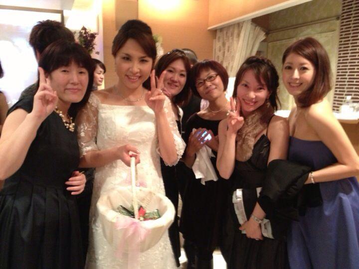 結婚式♩_c0151965_14285453.jpg