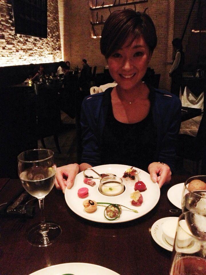 お食事会♩ ☆恵比寿 カーディナスチャコールグリル_c0151965_15182272.jpg