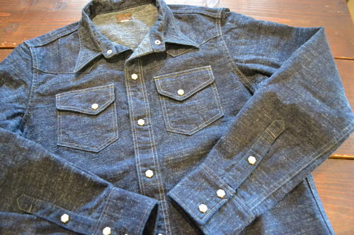 ZEBURA DENIM SHIRT_d0160378_20201385.jpg