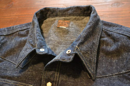 ZEBURA DENIM SHIRT_d0160378_20201953.jpg