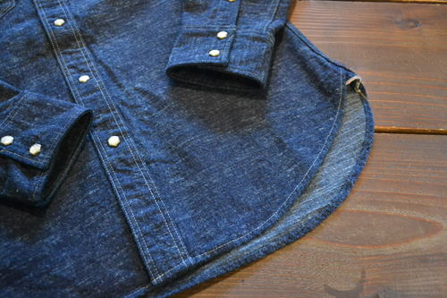 ZEBURA DENIM SHIRT_d0160378_20204015.jpg