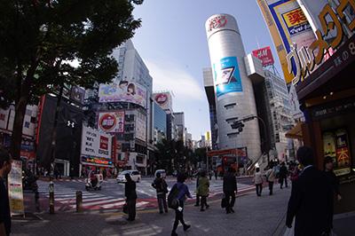10月31日(木)の渋谷109前交差点_b0056983_10402555.jpg