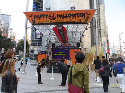 10月31日(木)の渋谷109前交差点_b0056983_10521760.jpg