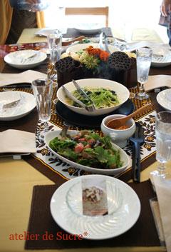 美女食材でイタリアン@One day Lesson(Dish Class)10月_b0065587_19444213.jpg
