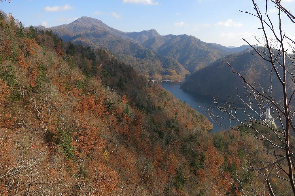 10月31日、定山渓小天狗岳、夕日岳と朝日岳-その1-_f0138096_21591370.jpg