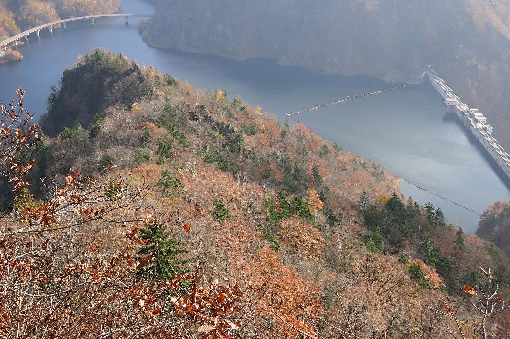 10月31日、定山渓小天狗岳、夕日岳と朝日岳-その1-_f0138096_21592179.jpg