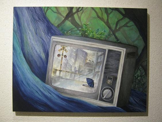 たまごの工房企画展 「 森とキノコとコビトたち 」 展 その3_e0134502_1772578.jpg