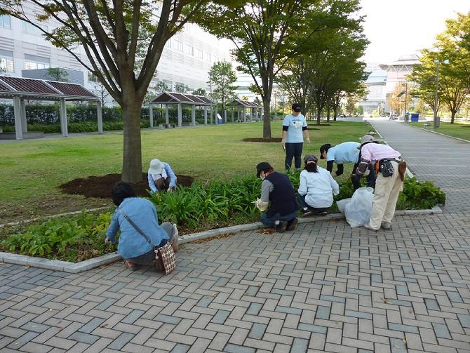 【10月30日ガーデンクラブの活動】_e0235911_17101588.jpg