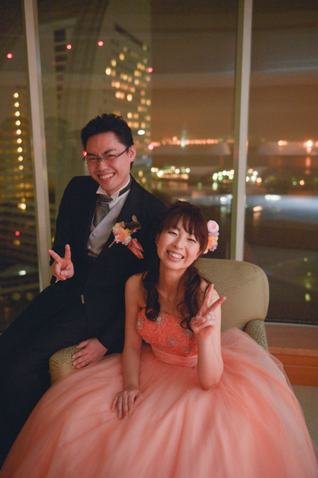 新郎新婦様からのメール Our Wedding Day with Ichie 2_a0042928_21274920.jpg