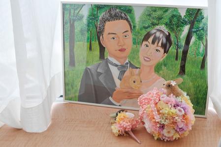 新郎新婦様からのメール Our Wedding Day with Ichie 2_a0042928_21284898.jpg