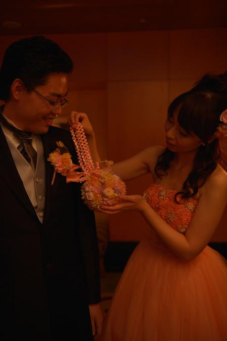 新郎新婦様からのメール Our Wedding Day with Ichie 2_a0042928_2147799.jpg