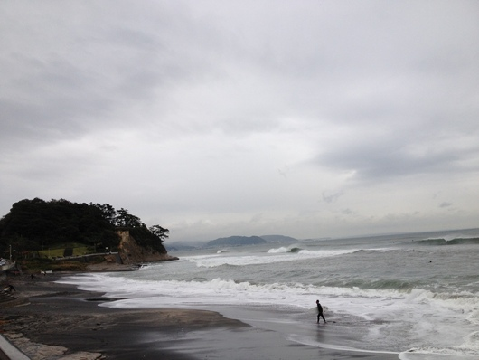 海と台風_a0267845_2285314.jpg