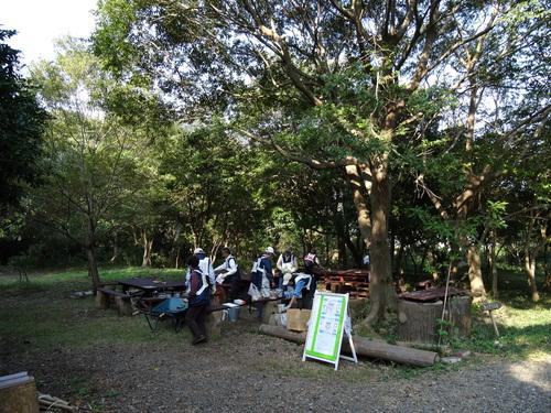 岸和田市立東光小学校遠足サポート   in  せんなん里海公園うみべの森_c0108460_19274076.jpg