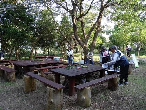 岸和田市立東光小学校遠足サポート   in  せんなん里海公園うみべの森_c0108460_19291466.jpg