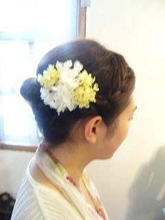 巻き髪なヘアーセット_a0123703_11574977.jpg