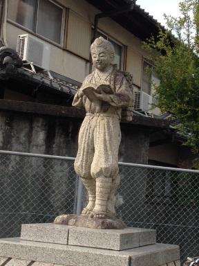 奈良市立明治小学校を訪問!_c0162404_23185421.jpg