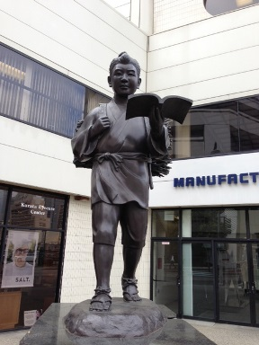 奈良市立明治小学校を訪問!_c0162404_23204821.jpg
