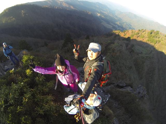 御来光登山 【 11月2日 】_f0101226_12114484.jpg