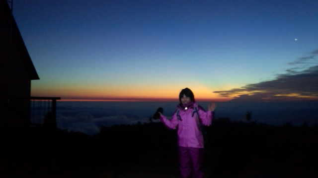 御来光登山 【 11月2日 】_f0101226_12114497.jpg