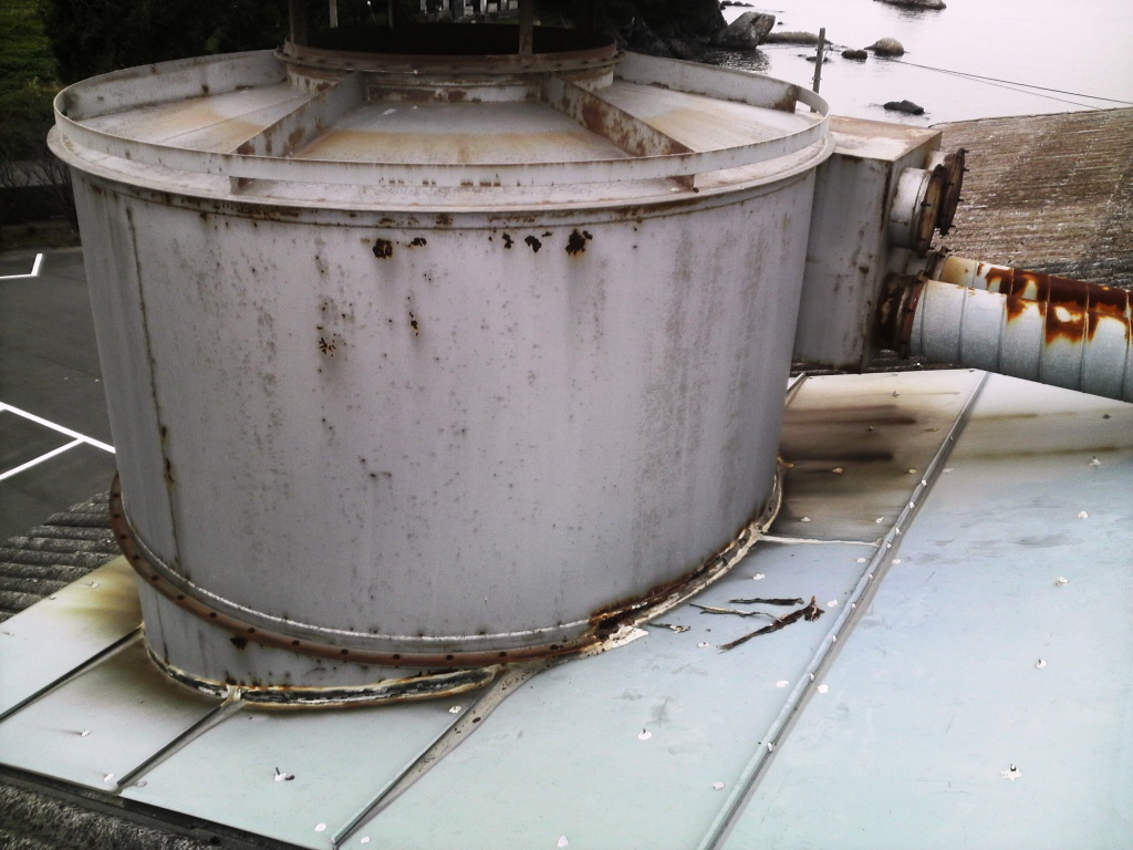 雨漏り調査 某工場_c0209036_20122047.jpg